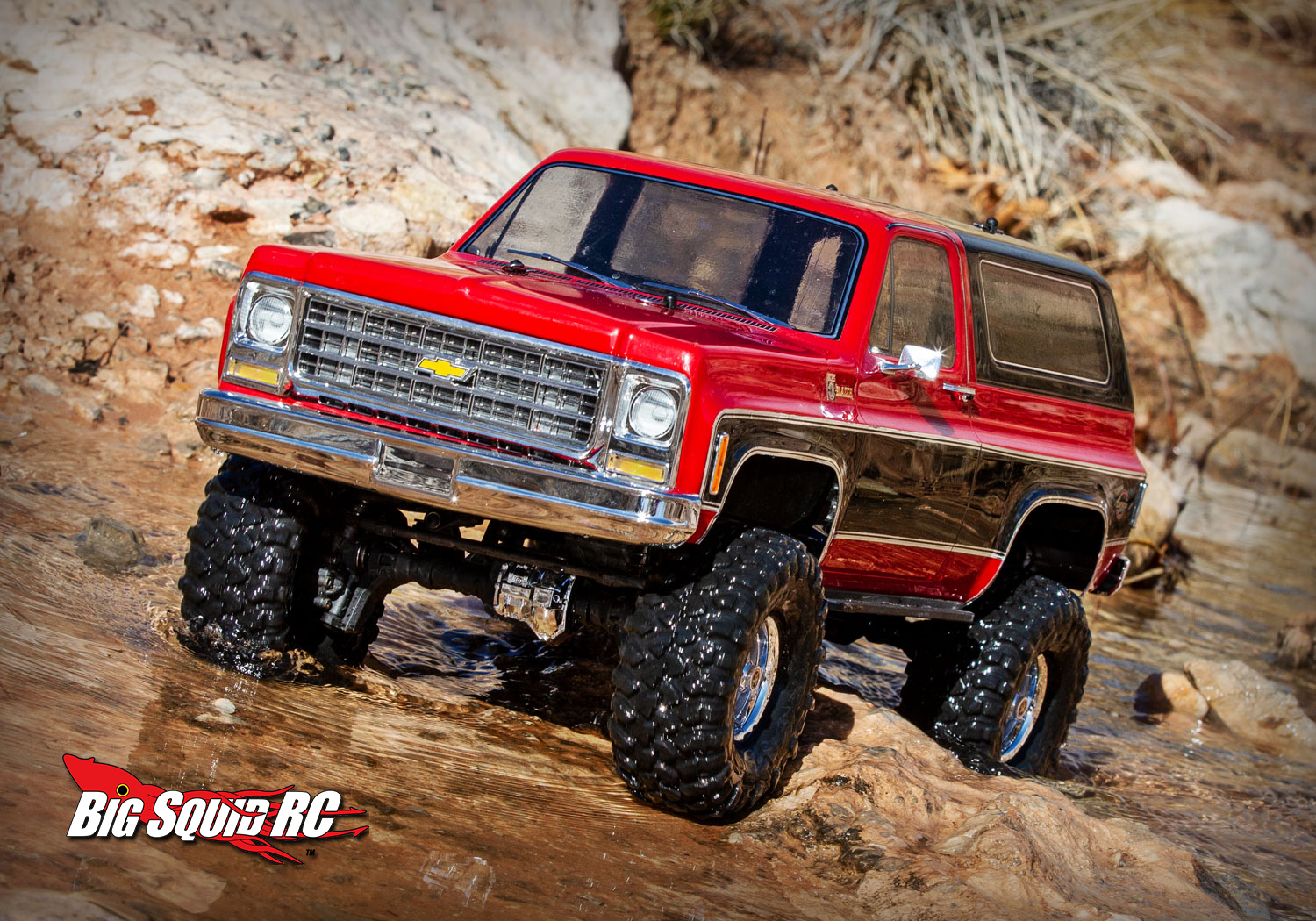 Traxxas TRX-4 K5 Blazer Official Video and Photos « Big Squid RC – RC Car and Truck News ...