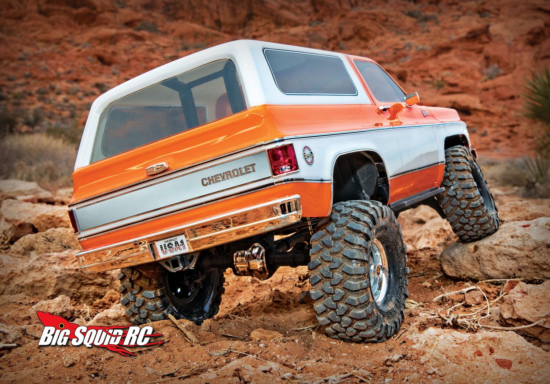Traxxas TRX-4 K5 Blazer Official Video and Photos « Big ...