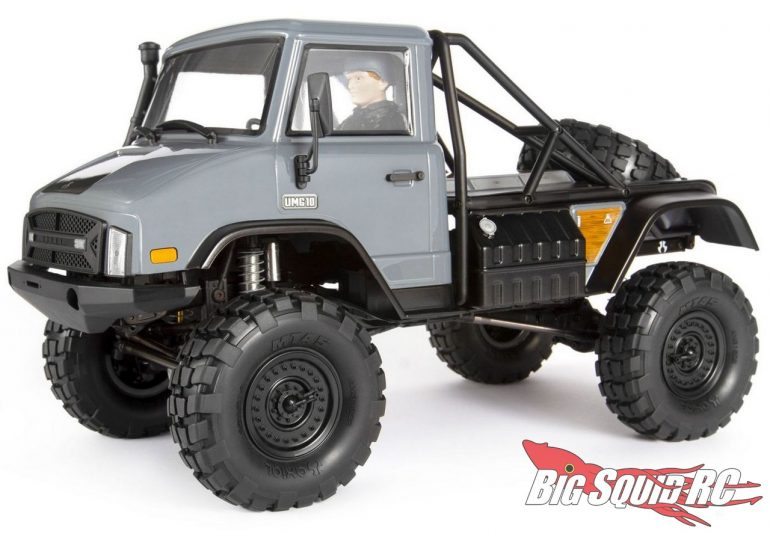 Axial Racing SCX10 II UMG10 Rock Crawler Kit