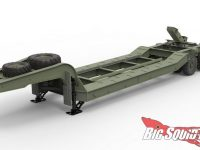 Cross RC T247 Scale Flatbed Trailer