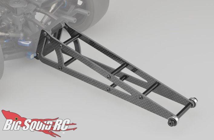 JConcepts Associated SC6.1 Shock Tower Wheelie Bar Kit