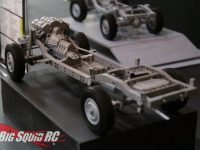 Killerbody RC Mercury Scale Rock Crawler Chassis