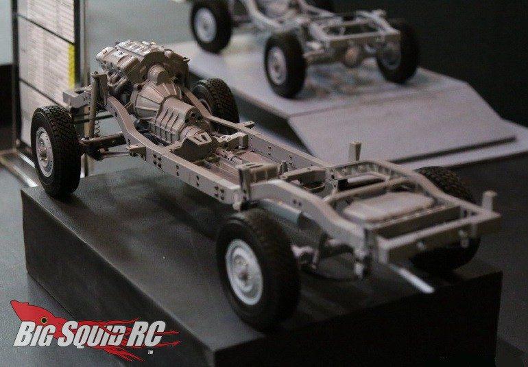 Killerbody RC Mercury Scale Rock Crawler Chassis