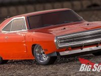 Kyosho 1970 Dodge Charger Hemi Orange