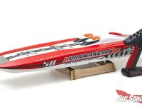 Kyosho Hurricane 900VE RC Boat