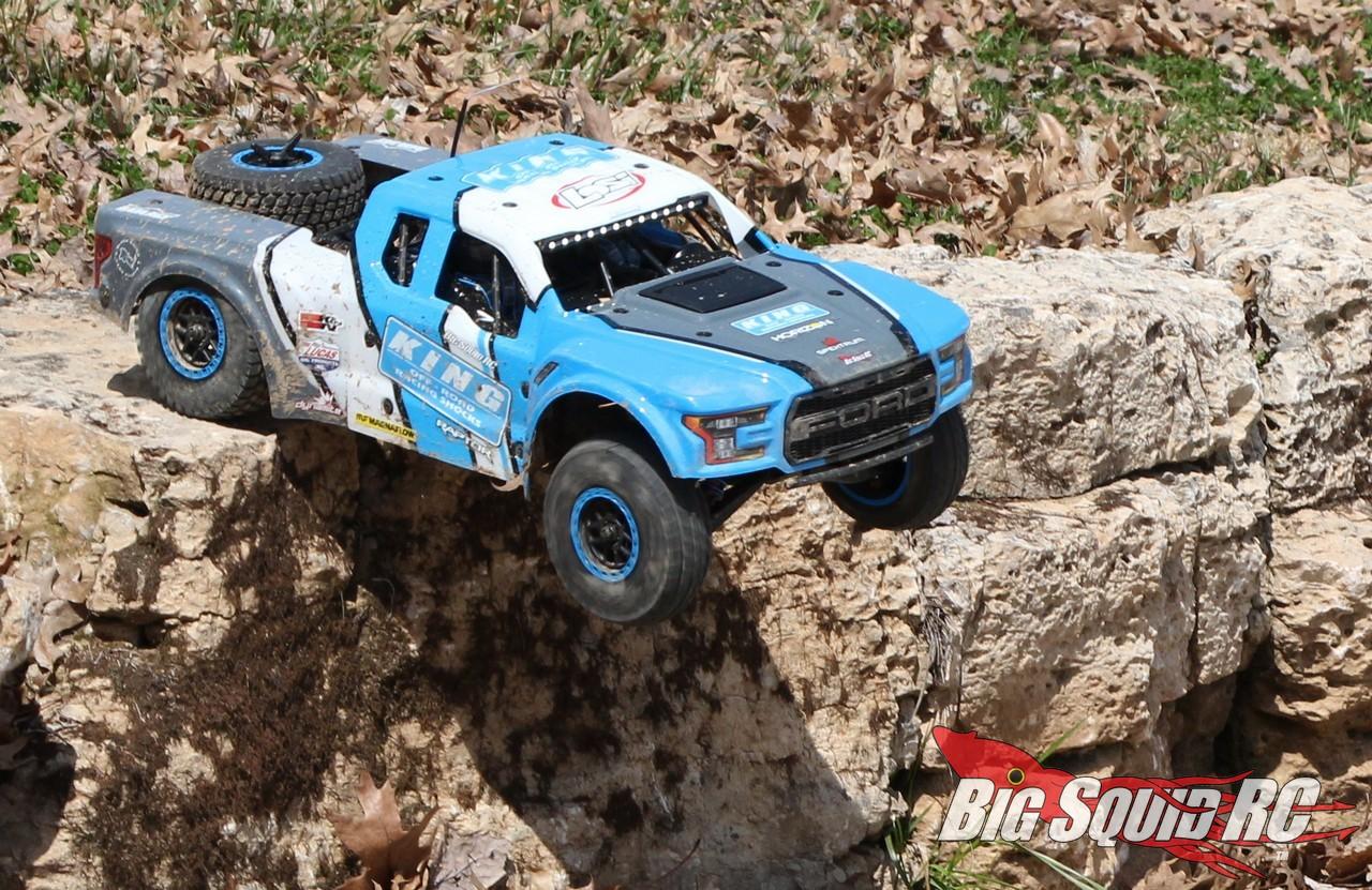 Losi Ford Raptor Baja Rey King Shocks Edition Rtr Review