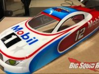 McAllister Racing The Patriot RC Body
