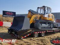RC4WD BigDog Dual Axle Heavy Equipment Trailer