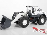 RC4WD Earth Mover 870K Hydraulic Wheel Loader White