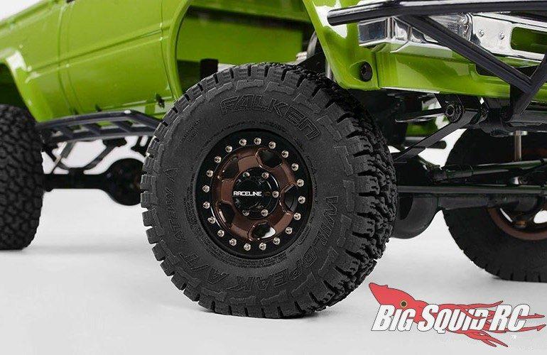 RC4WD Raceline Combat 1.55 Aluminum Wheels
