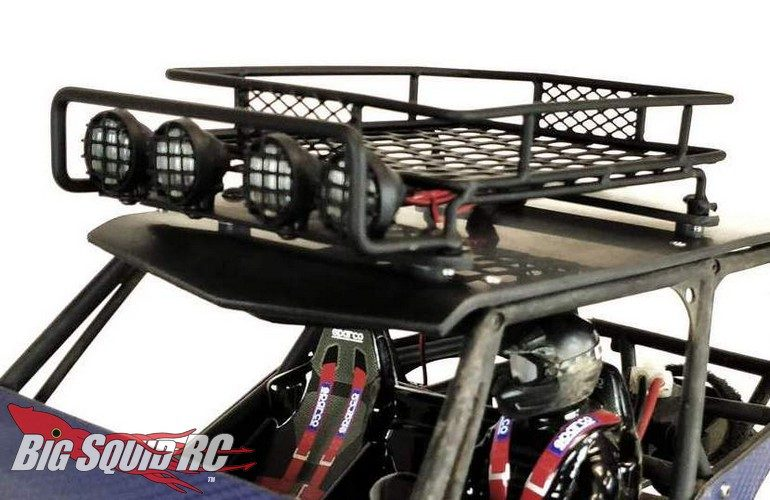 T-Bone Racing Roof Rack LED Light Set