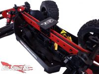 T-Bone Racing T2T Upper Chassis Brace Arrma Notorious Outcast