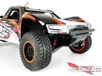 T-Bone Racing XV4 Front Bumper Losi Baja Rey