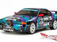 Tamiya HKS SKYLINE GT-R GR.A