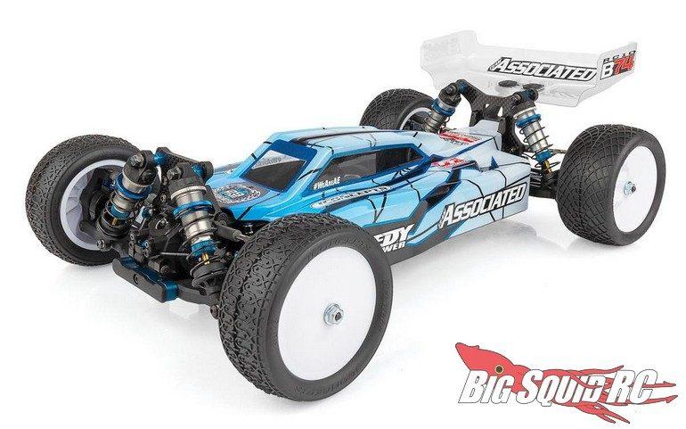 Team Associated RC10B74 Team Kit 4wd Buggy