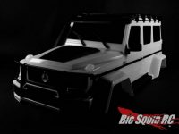 Traction Hobby 1/8 Mercedes G Series