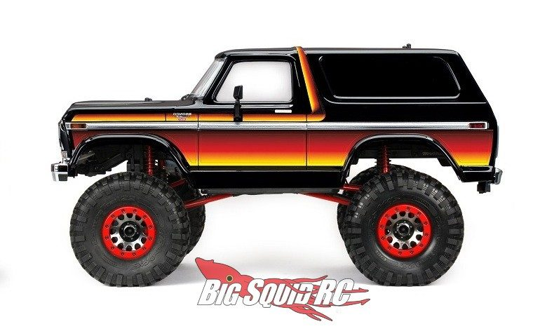 Traxxas Maximum Mud Bronco Build