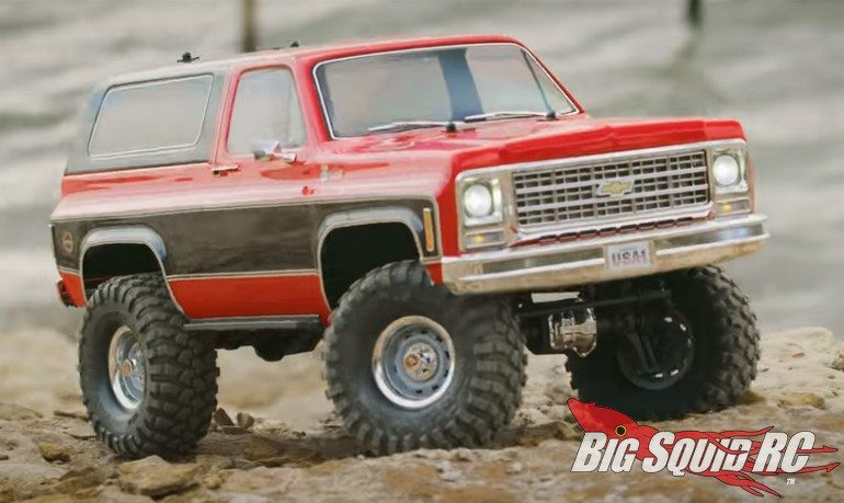 Shoreline Adventure | Traxxas TRX-4 Chevrolet K5 Blazer