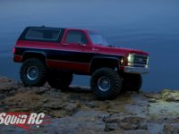 Traxxas TRX-4 LED Light Video