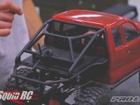 Video Pro-Line Half Back Scale Crawler Cage