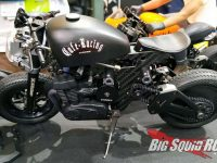 X-Rider Cafe Racer RC Motorcycle