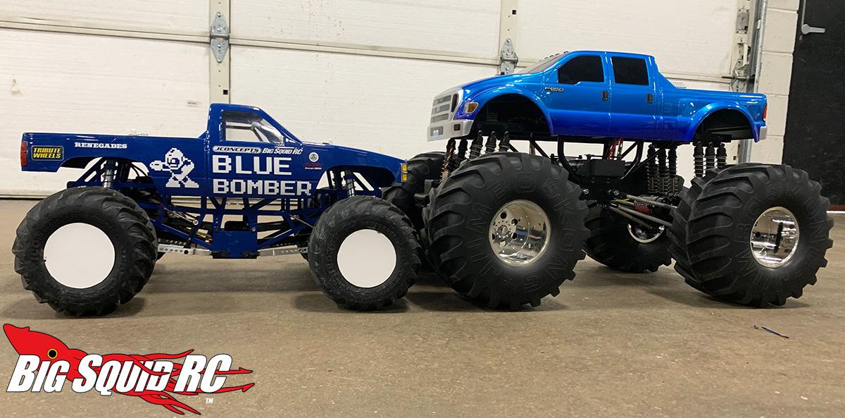 Monster Truck Madness – Imex Jumbo Kongs « Big Squid RC – RC
