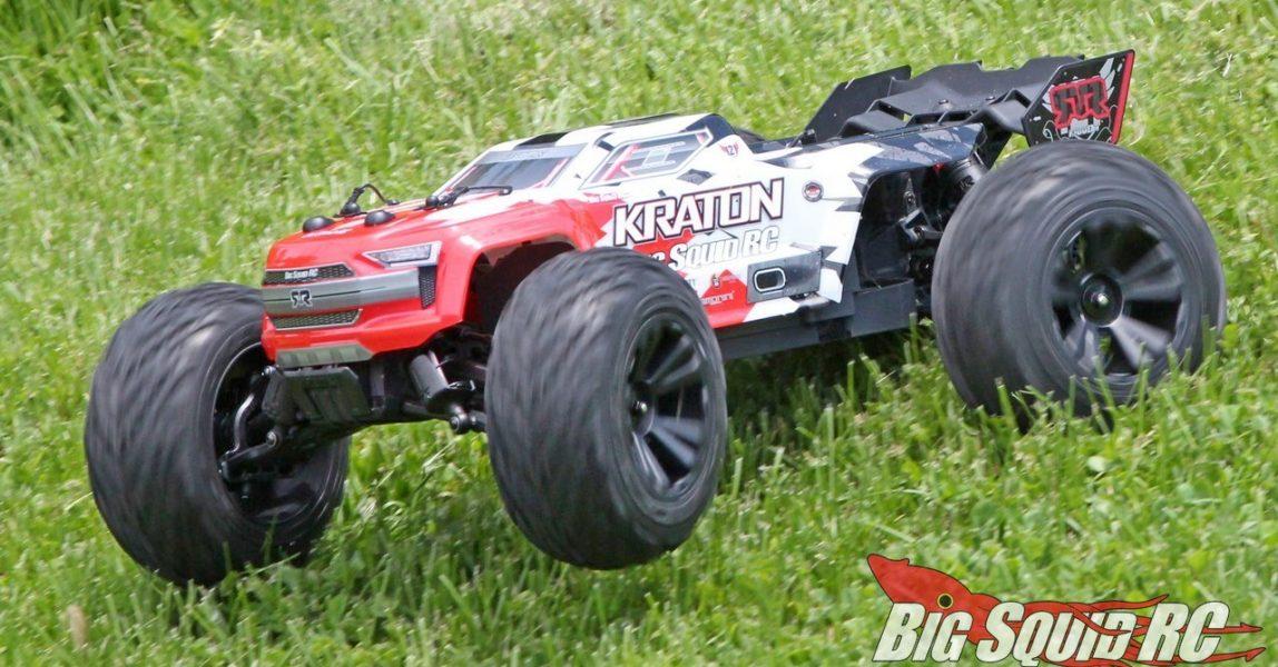 ARRMA Kraton 4x4 4S BLX RTR Review