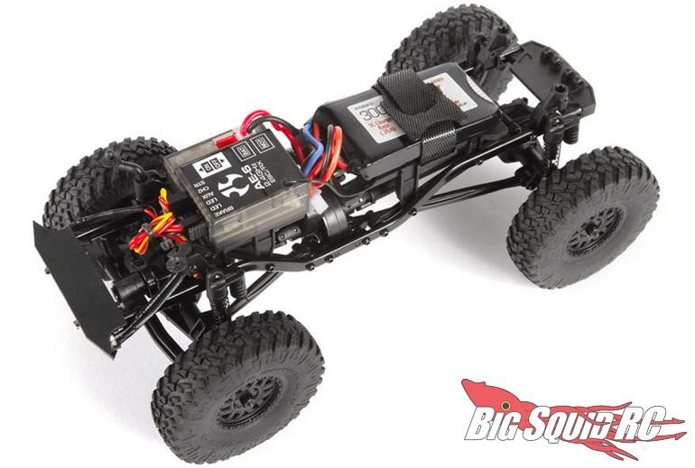 Axial 1/24 SCX24 Deadbolt 4WD RTR Axial-Racing-SCX24-Deadbolt-RTR-2