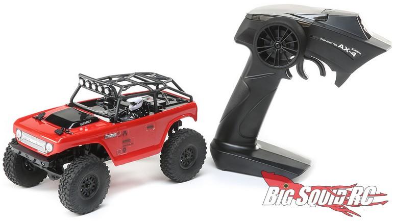 Axial 1/24 SCX24 Deadbolt 4WD RTR Axial-Racing-SCX24-Deadbolt-RTR-3