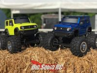 CEN Racing 2019 Suzuki Jimny Q-Series Monster Truck