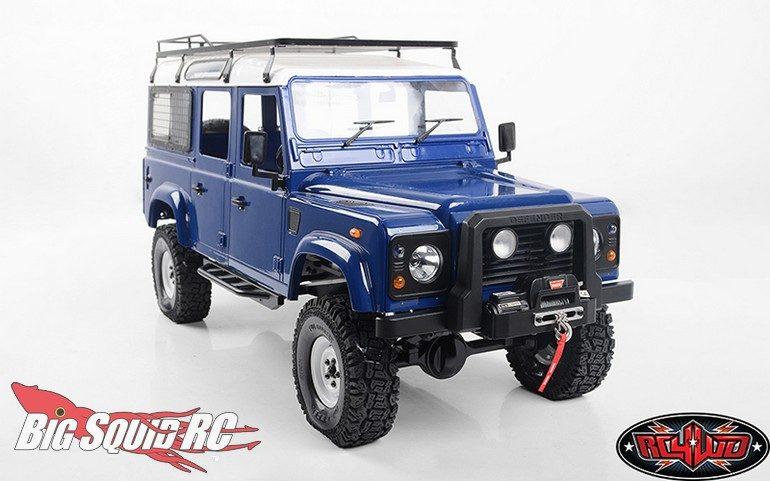 Collector's Edition RC4WD Gelande II LWB D110 RTR