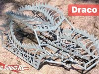 Death Metal Garage Draco RC Chassis Roll Cage