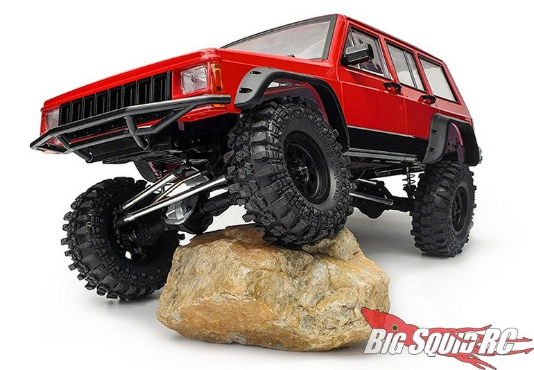 Gmade RS131 ABS Plastic Scale Rock Crawler Body