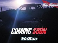 HoBao Scale Truck Teaser