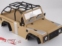 Killerbody RC Marauder Ⅱ Body For Axial SCX10 & SCX10 Ⅱ