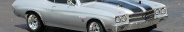 Kyosho 1970 Chevelle SS 454 LS6 Fazer Mk2