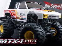 MST RC MTX-1 Scale Monster Truck