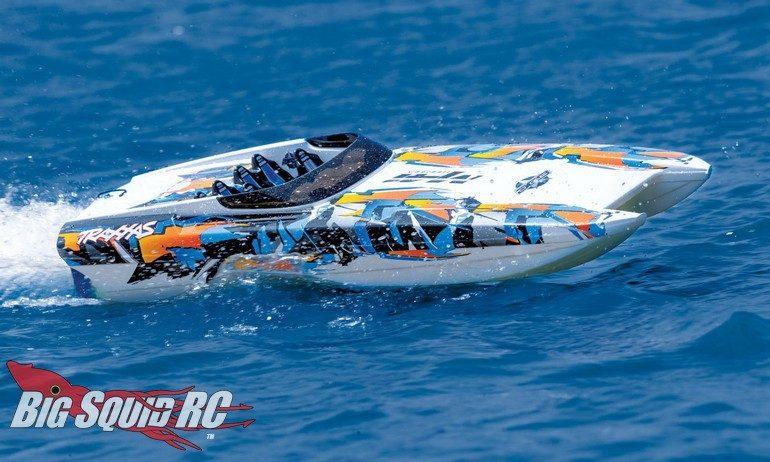 New Colors Traxxas DCB M41 Widebody Catamaran RC Boat