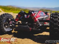 Pro-Line Badlands MX All Terrain 1:8 Buggy Tire Video