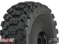 Pro-Line Badlandds MX M2 Pre Mount Black