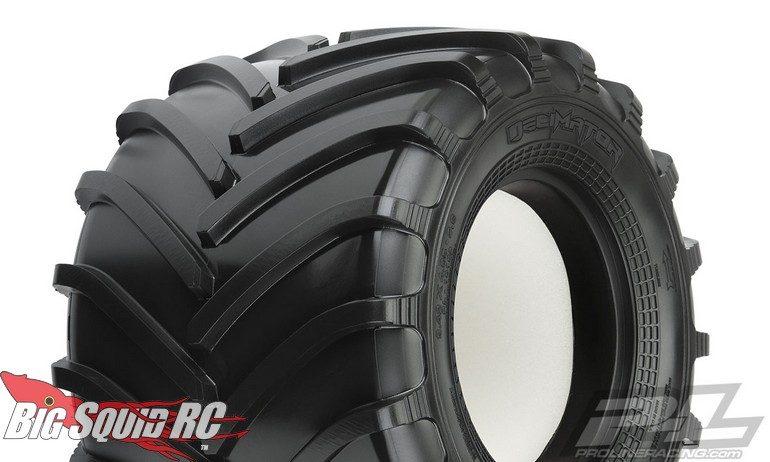 Pro-Line Decimator 2.6 M3 Monster Truck Tires