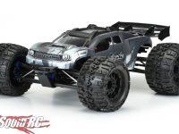 Pro-Line Pre-Cut Brute Clear Body Traxxas Revo 2