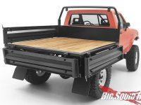 RC4WD Kober Rear Bed Mud Flaps TF2