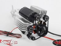 RC4WD Scale V8 Motor 2-Speed Transmission Desert Runner Hero