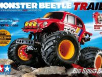 Tamiya 1/14 Monster Beetle Trail Edition
