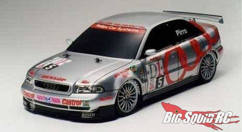 Tamiya Audi A4 Quattro Touring Car Kit