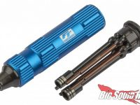 Team Associated Factory Team 7-Piece Hex Driver Set