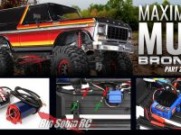 Traxxas Maximum Mud Bronco Build Part 2