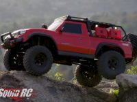 Traxxas TRX-4 Sport Video