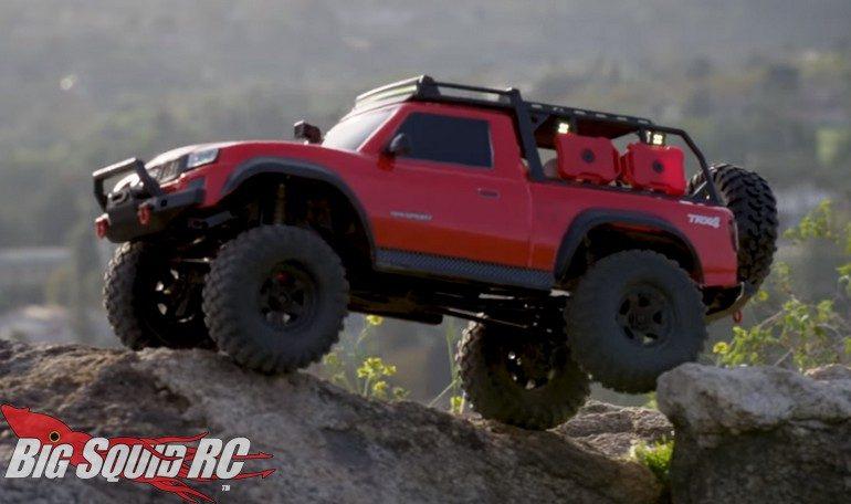 Traxxas TRX-4 Sport Video